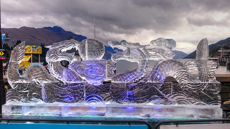 What's cooler than an Ice Sculpture on your Wedding Day? Queenstown Ice reveals all!