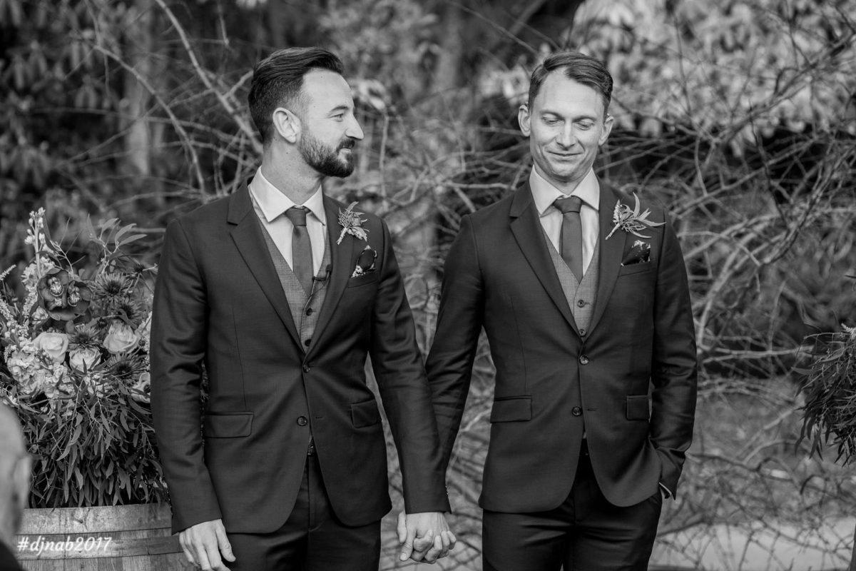 A Beautiful Same Sex Queenstown Wedding