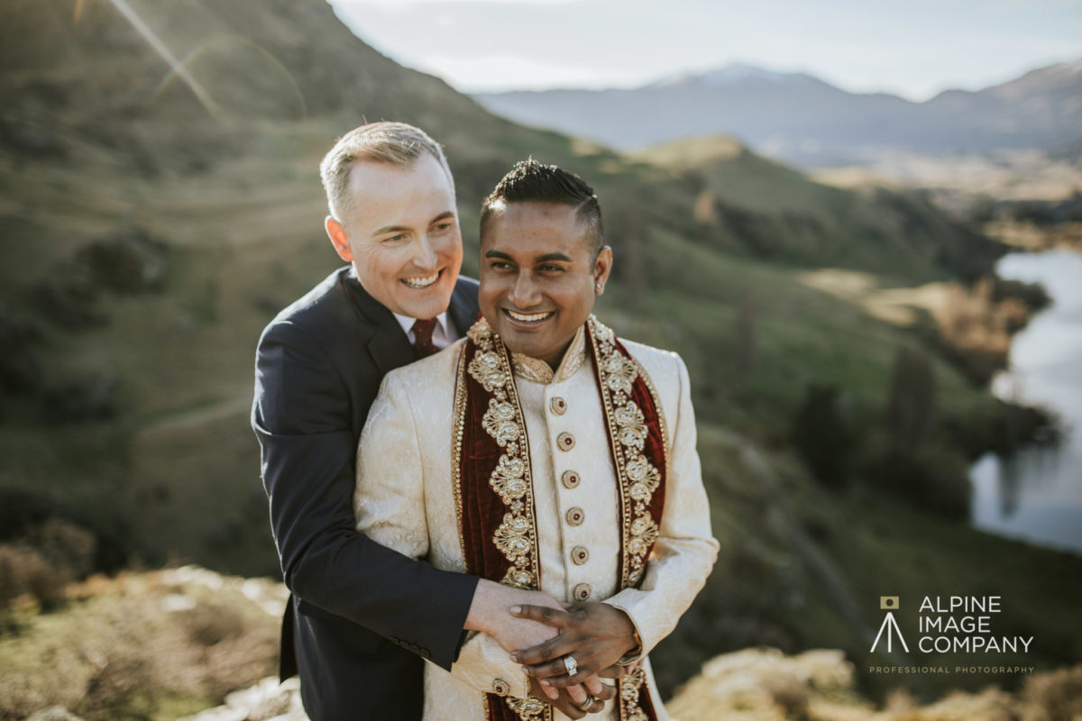 Clinton & Vijay Get Married