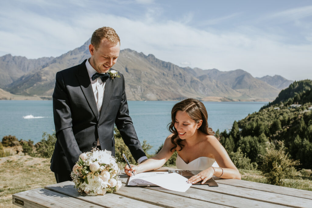 queenstown-wedding-association-marriage-licence-certificate-signing-paperwork