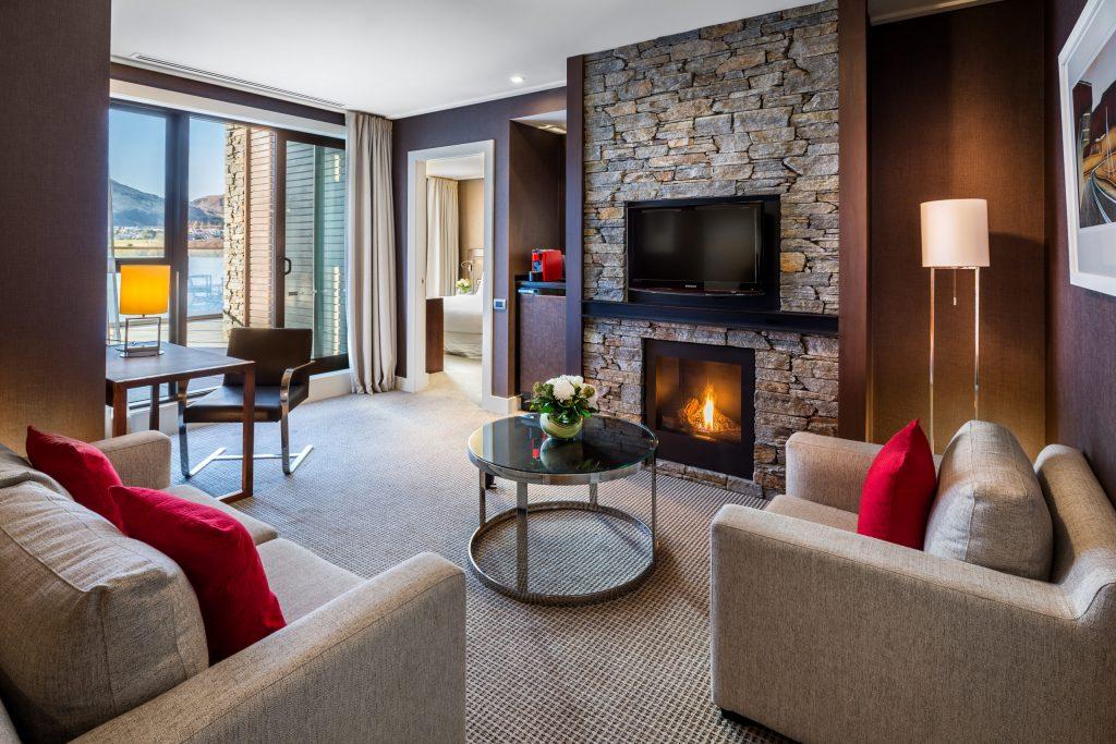 queenstown wedding accommodation hotel suites hilton
